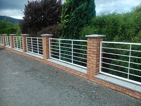 Renovace plotu, obložení