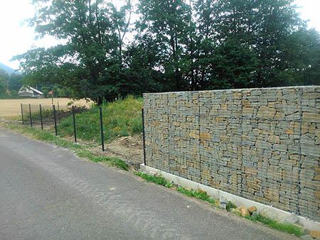 200m plot z plotových dílců