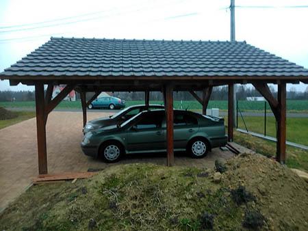 Stání pro auta